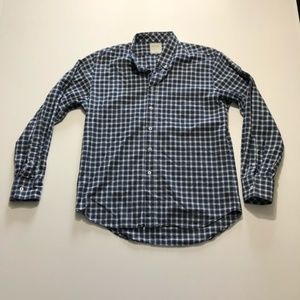 Billy Reid Button Down Shirt Size Large